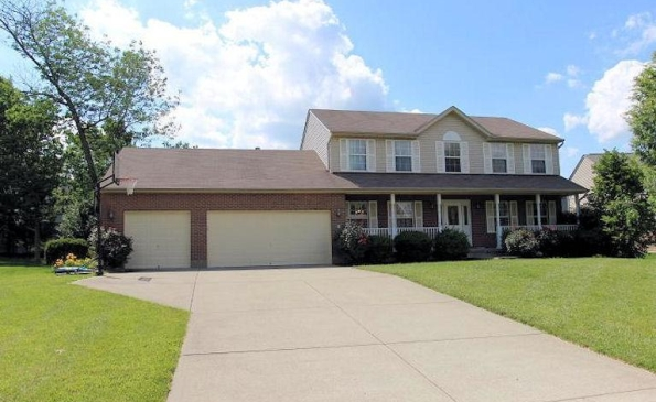 3251 Crooked Tree Dr Mason, OH 45040 (MLS #1362003)